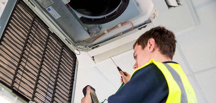 Air Conditioning Maintenance for Commercial, Industrial & Businesses HVAC & Air Conditioning
